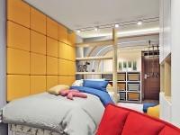 Дизайн и Ремонт двухуровневой 4-х комнатной квартиры в Уфе