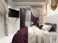 Дизайн интерьера квартиры в Уфе, стиль арт-деко
