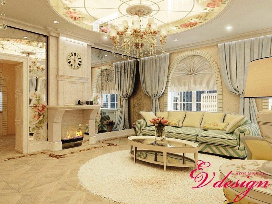 Ремонт квартир под ключ в Москве от 4990 за м2: стоимость