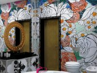 Дизайн интерьера коттеджа в стиле Арт-Деко